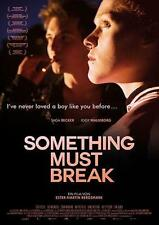SOMETHING MUST BREAK (2015) (Gay DVD) (OmU) - NEU -