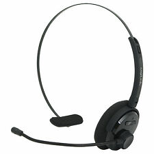 LogiLink Bluetooth 3.0 Mono Headset Kopfhörer PC Handy Akku USB laden EDR BT0027