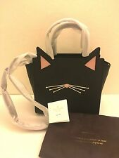 NWT Kate Spade Jazz Things Up Cat Small Hayden Crossbody Maise Handbag Cats Bag