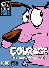 COURAGE THE COWARDLY DOG: S...-COURAGE THE COWARDLY DOG: SEASON FOUR (2P DVD NEW