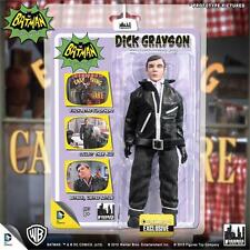 Batman Classic TV Series 8 Inch retro mego  Dick Grayson Undercover Agent