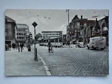 OFFENBACH A. Main Hessen MARKT bus Straßenbahn tram Germany old postcard AK