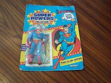 Kenner 1984 Super Powers Collection - Superman Action Figure New Sealed