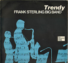 "FRANK STERLING ""TRENDY"" LIBRARY FUNK JAZZ 1976 LP"