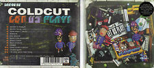 COLDCUT - LET US PLAY - UK CD / CD ROM SET - EXCELLENT CONDITION