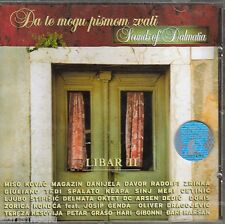 LIBAR II Sounds of Dalmatia CD Da te mogu pismom zvati Split Kroatien Croatia
