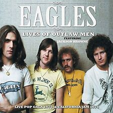 The Eagles 'Lives Of Outlaw Men' (Pre Order CD)