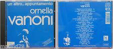 ORNELLA VANONI UN ALTRO APPUNTAMENTO CD 1992