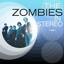 THE ZOMBIES in stereo 4CDs UK SS 60s BRIT INVASION garage R+B rod argent L@@K