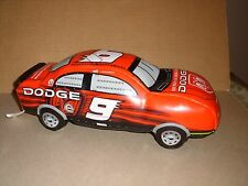 NASCAR 2004 Evernham KASEY KAHNE Dodge #9 Soft Vinyl Stuffed Plush Car 12''