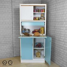ORIGINAL VINTAGE RETRO KITCHENETTE CABINET CUPBOARD LARDER RESTORED 1950s 1960s