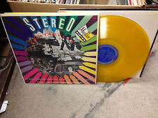 STEREO Spectacular! LP MAYFAIR Test Record YELLOW VINYL 1960