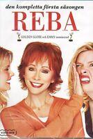 4 DVD REBA 1.Staffel, Complete First Season, ENGLISCH Keine Deutsche Sprache NEU