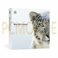 MAC OS X Server v10.6 Snow Leopard illimitato Client Licenza (mc588z/a)