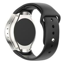 Luxury Sports Silicone Watch Band Strap Replacement For Samsung Gear S2 SM-R720