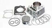 1999-2008 Big Bore 89mm Cylinder Top End Kit For Honda TRX400EX Gasket Set