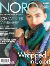 Noro ::Magazine #7:: Fall-Winter 2015-16  New! 30+ Winter Warmers!