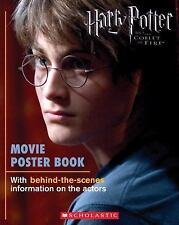 Harry Potter and the Goblet of Fire photos (magazine style) 8 1/2 by 11 colour
