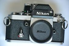 Vintage Nikon F2 Photomic 35mm SLR Film Camera Body Only   made in Japan