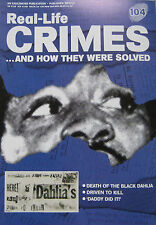 Real-Life Crimes Issue 104 - Death of the Black Dahlia, Rufus Ford