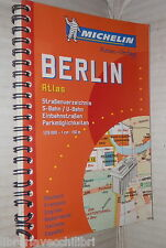 BERLIN Atlas Guida Michelin 2003 Scala 1:15000 Berlino Germania Viaggi Turismo