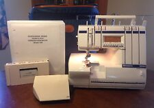 Husqvarna Viking Huskylock 936 Computerized Sewing Machine-Total Service 03/2017