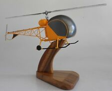 Safari Canadian Home Rotor Helicopter Wood Model Small New