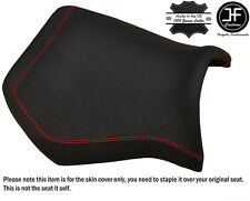 DESIGN 2 GRIP B RED ST CUSTOM FITS YAMAHA MT 03 06-14 FRONT SEAT COVER