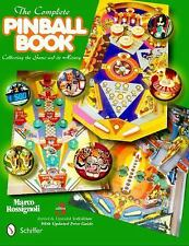 The Complete Pinball Book: Collecting the Game & Its History, books, bound, Marc