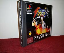 ����The King Of Fighters*95 - PS1 COMPLET PAL(FR)CLASSIC TTBE SNK EX. RARE����️™