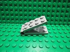 Lego 1 Old Classic Light Gray 2x4 2x4 hinge plate