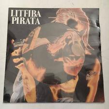 """LITFIBA PIERO PELU """"PIRATA"""" RARO LP PICTURE DISC 1989 LIMITED - SIGILLATO"""