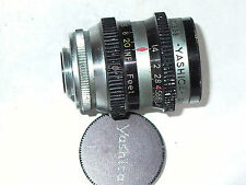 Cine Yashica 13mm/1.4 coated lens  Dmt m15  lens for Pentax Q Q10 Q7 Q-S1