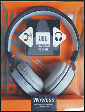 JBL MS881C BLUETOOTH HEADPHONE WITH FM AND SD CARD SLOT OEM COPY