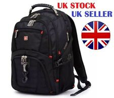 Branded Wenger Swissgear 17.1 inch Laptop/Notebook Bag/Rucksack Backpack SA8112