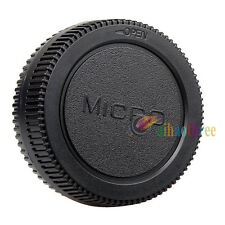 Rear lens+Body Cap for Micro 4/3 Panasonic LUMIX Gf5 GX1 GF3 GF2 GF1 GH3 G3 G10