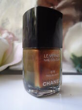 675 TROUBLANTE CHANEL VERNIS NAIL VARNISH NEW NoBOX MARKED OR CRACKED SQUARE CAP