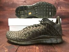 Nike Free Inneva Woven Tech SP Shoes Dark Loden SZ 5.5 ( 705797-330 )