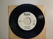 """STARFIRES: Billy's Blues-Chartreuse Caboose (Instr.)-U.S. 7"""" Pama Records AA 117"""