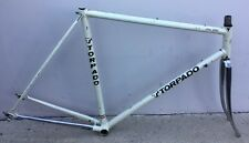 TORPADO SUPER STRADA FRAME AND FORK COLUMBUS TUBING CAMPAGNOLO DROPOUTS 56 CM
