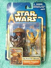 TEEMTO PAGALIES pod racer '02#46 - Star Wars The Phantom Menace figure