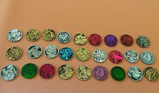 Pokemon TCG - Set of 10 Collector Coins