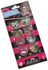 Liquid stickers 3D Monster High (1458)