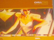 CHILL TWO LATIN LOUNGE 2002.2 (2CD - Digipak) Shawn Lee, Calexico, Sven Van Hees