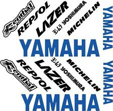 x14 Yamaha Renthal Repsol Lazer Yoshimura Michelin ****choose your colour****