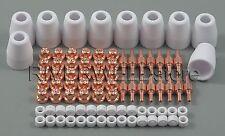 LG-40 PT-31 Plasma Tip Nozzle Electrode Consumables CUT-50D CUT40/50 CT312 85pcs