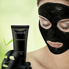Black Mud Deep Cleansing Pilaten Blackhead Remover Purifying Peel Acne Face Mask