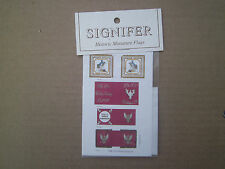 15mm Signifer Historic  Miniature Flags  Polish Napoleonic Infantry II