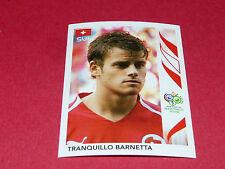 481 T. BARNETTA HELVETIA SUISSE PANINI FOOTBALL GERMANY 2006 WM FIFA WORLD