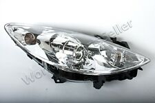 Headlight Front Lamp RIGHT Fits PEUGEOT 307 2005- Facelift
